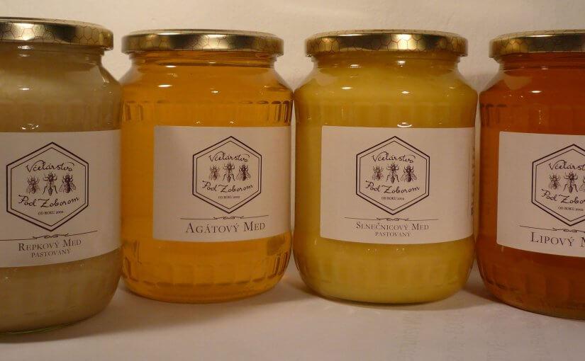 Predaj medu